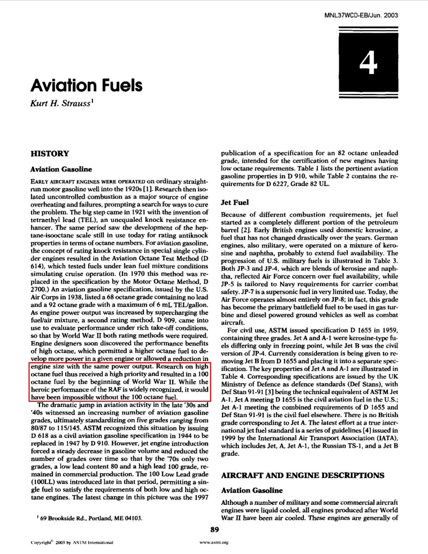 raptor fuels produces three grades of gasoline