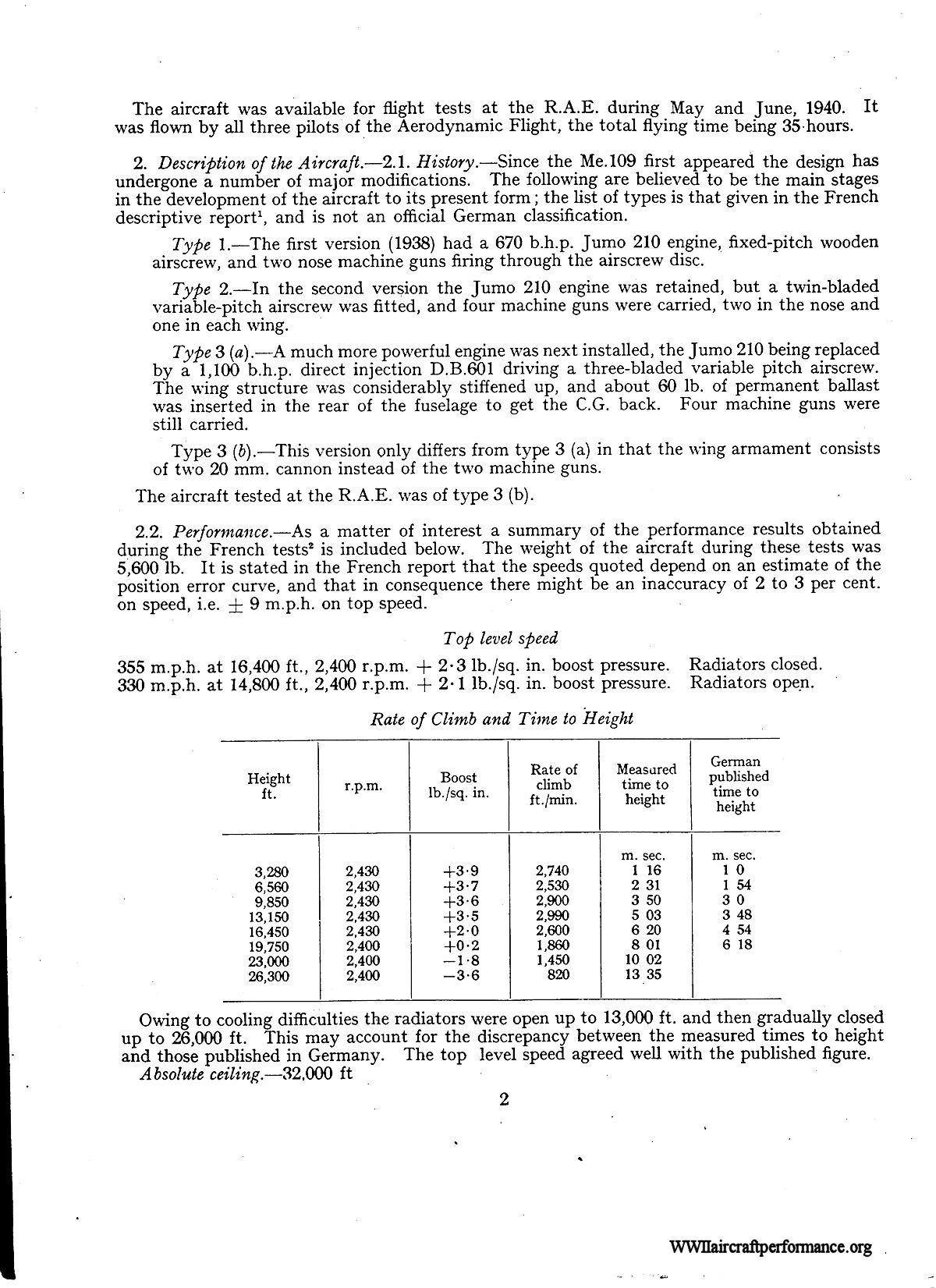 Spitfire mk i versus me 109 e swiss chart me 109j 347 2e memorandum report on messerschmitt me 109 fs m 19 1501 a army air forces material center geenschuldenfo Images