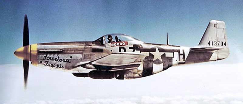 P 51 Mustang Performance